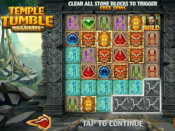 Temple Tumble Megaways Screenshot 1