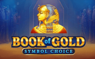 Book of Gold: Symbol Choice Online Slot