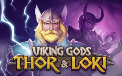 Viking Gods: Thor and Loki Online Slot