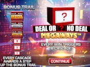 Deal or No Deal Megaways Screenshot 1