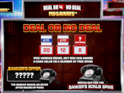 Deal or No Deal Megaways Screenshot 3