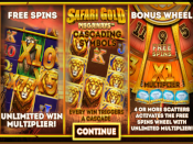 Safari Gold Megaways Screenshot 1