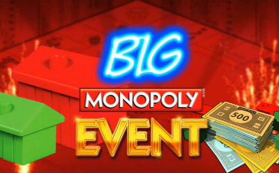 Monopoly Big Event Online Pokie