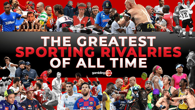 101 Greatest Ever Sporting Rivalries