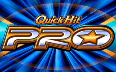 Quick Hit Pro Online Pokie