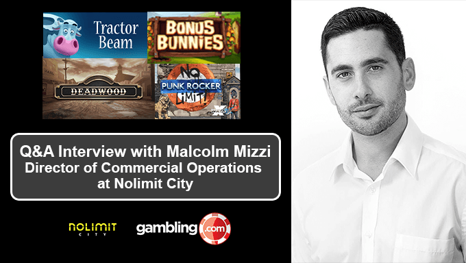 Nolimit City Q&A: Malcolm Mizzi on Upcoming Titles & More
