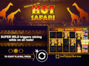 Hot Safari Screenshot 1
