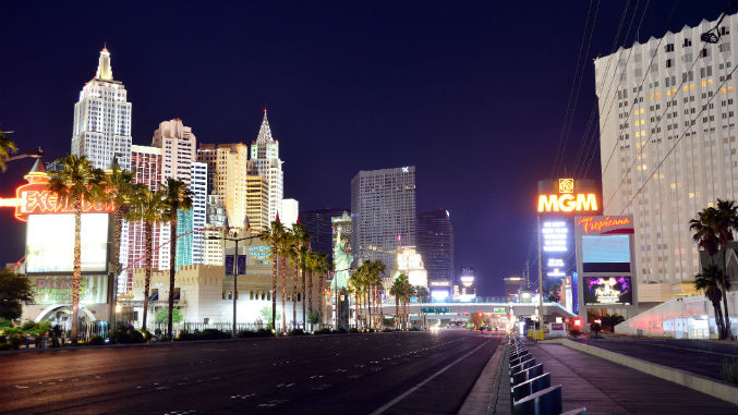 Las Vegas Casinos Reopen Amid Ongoing Pandemic, Protests