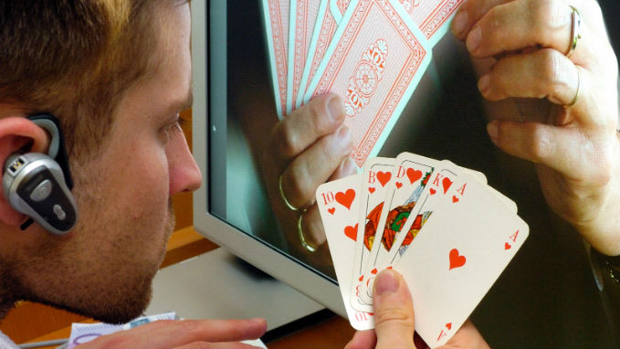 US Online Poker Enjoys Renaissance With Players Homebound