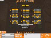 Arcane Gems Screenshot 2