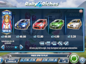 Rally 4 Riches Screenshot 3