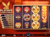 Playboy Fortunes Screenshot 1