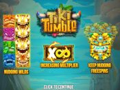 Tiki Tumble Screenshot 1