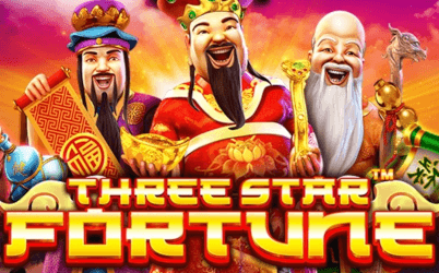 Three Star Fortune Online Slot