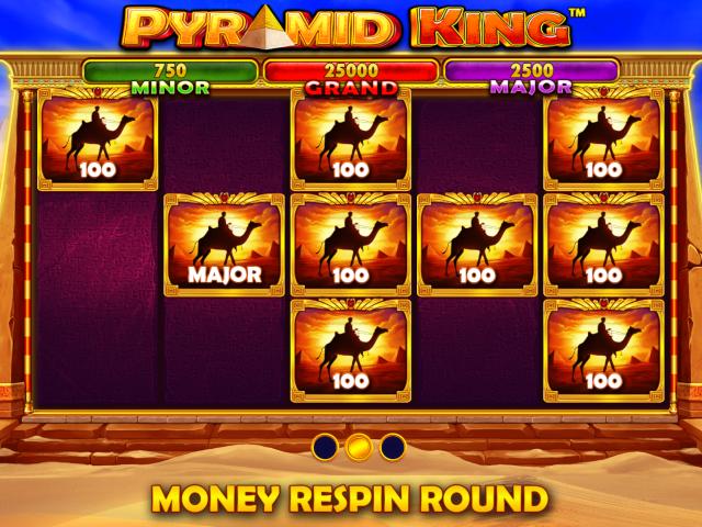 Pyramid King Slot Review Uk Bonus Gambling Com