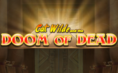 Cat Wilde and the Doom of Dead Online Pokie
