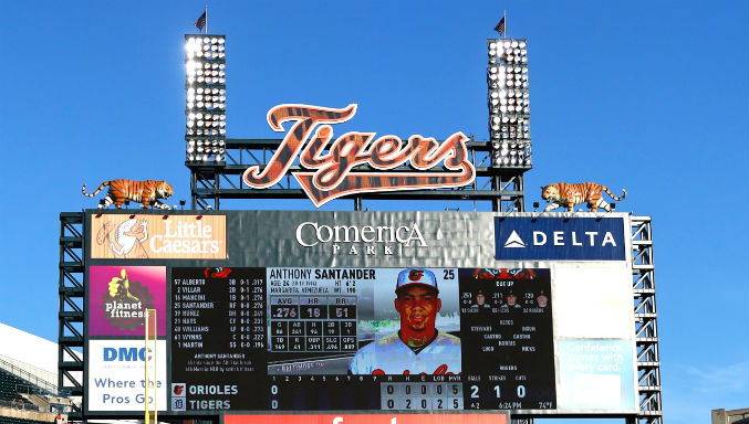 Detroit Tigers, PointsBet Reach 1st MLB Sports Betting Deal