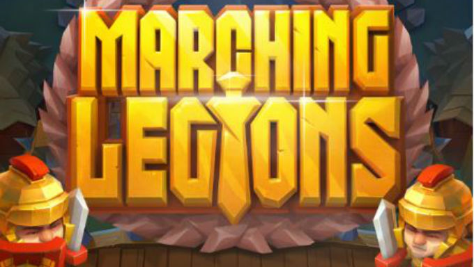 Marching Legions Newest Relax Gaming Online Slot Launched