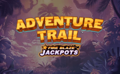 Fire Blaze Jackpots: Adventure Trail Online Slot