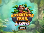 Fire Blaze Jackpots: Adventure Trail Screenshot 1
