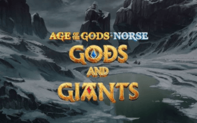 Age of the Gods Norse: Gods and Giants Online Slot