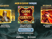 Age of the Gods Norse: Gods and Giants Screenshot 1