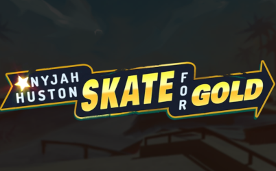 Nyjah Huston Skate For Gold Online Slot