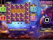 Drago - Jewels of Fortune Screenshot 1