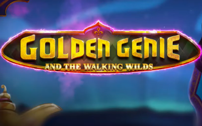 Golden Genie & The Walking Wilds Online Slot
