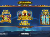 Golden Genie & The Walking Wilds Screenshot 1