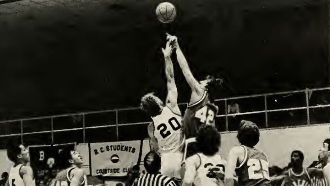 Remembering The Boston College Point Shaving Scandal