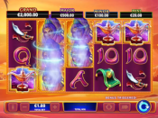 Fire Blaze Jackpots: Jinns Moon Screenshot 2