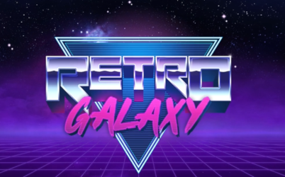 Retro Galaxy Spielautomat