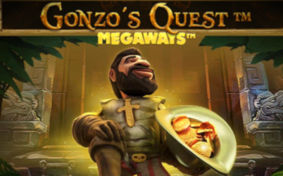 Gonzo's Quest Megaways Online Slot