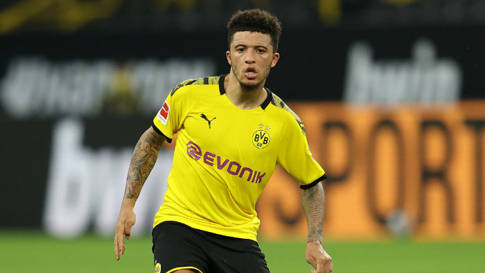 Jadon Sancho To Manchester United Odds Continue To Shorten