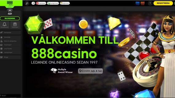 888 casinolobby