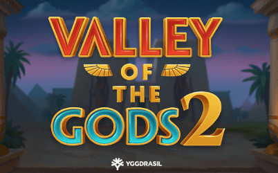 Valley of the Gods 2 Online Pokie