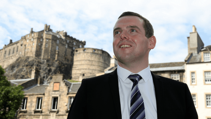 Douglas Ross Nailed On For Next Scottish Conservative Leader