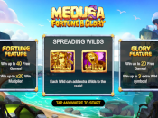 Medusa: Fortune & Glory Screenshot 1
