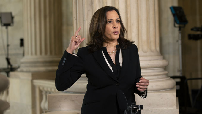 Kamala Harris VP Odds Fluctuate As Biden Delays Announcement