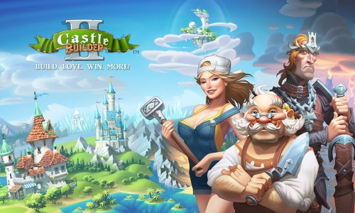 Castle Builder II gratis spelautomat