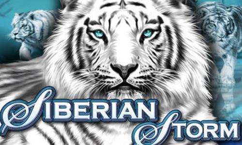 Siberian Storm gratis spelautomat
