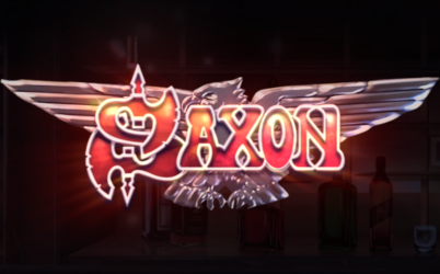 Saxon Online Pokie