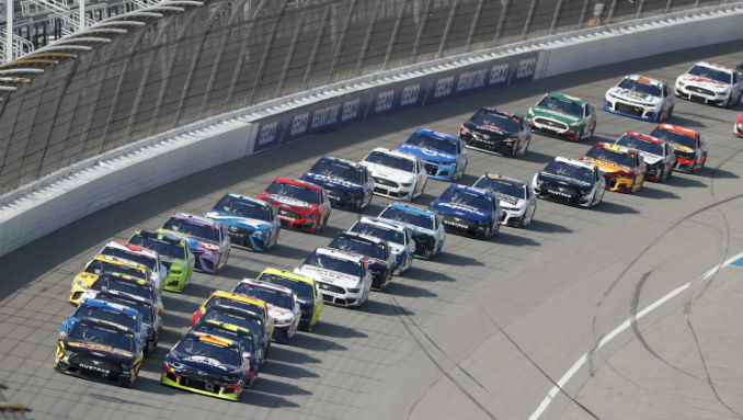 NASCAR, BetMGM Deal Could Provide Lift to In-Race Betting