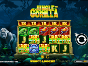 Jungle Gorilla Screenshot 1