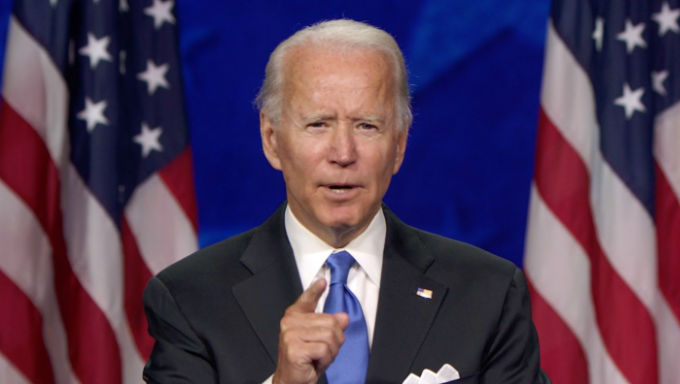 DNC Speech Boosts Biden's Election Odds But Trump Rallies