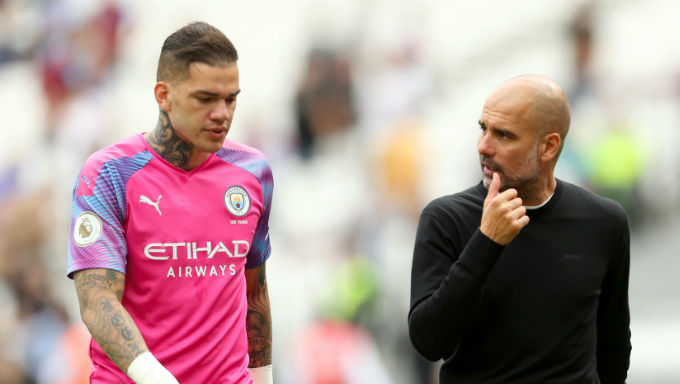 Should Ederson's Form Concern Man City Boss Pep Guardiola?