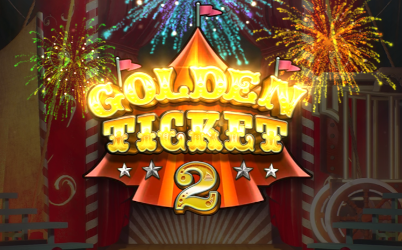 Golden Ticket 2 Spielautomat