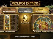 Jackpot Express Screenshot 1