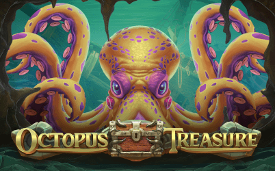 Octopus Treasure Online Slot